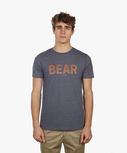 2002-BTS016-L002S | BEAR T-Shirt