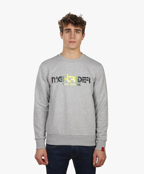 BSW005-L008 | Nightrider Crew Neck Sweatshirt