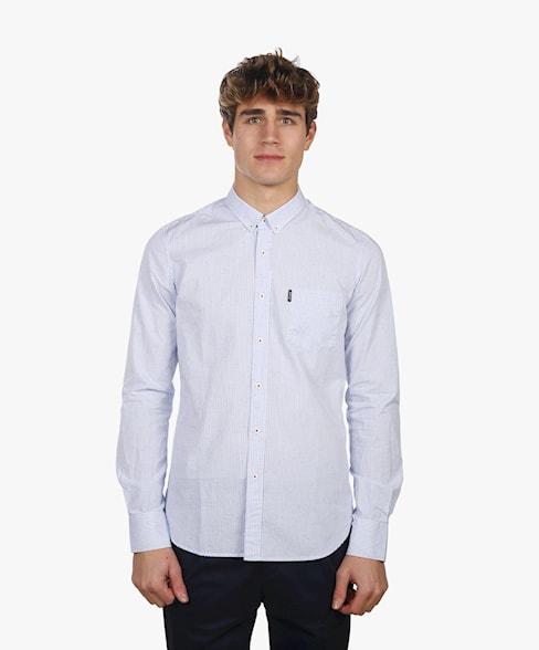 BSH007K-C495 | Cotton Striped Shirt