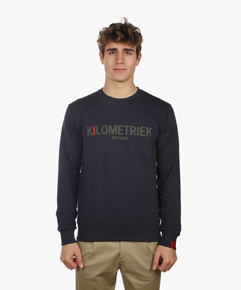 BSW002-L008 | Kilometriek Crew Neck Sweatshirt