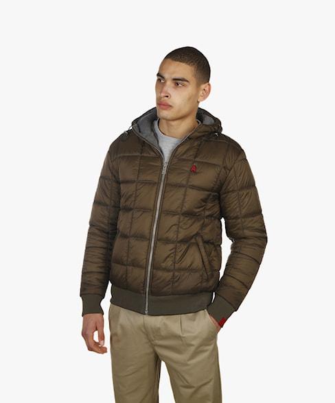BJK002-L018 | Structured Winter Jacket