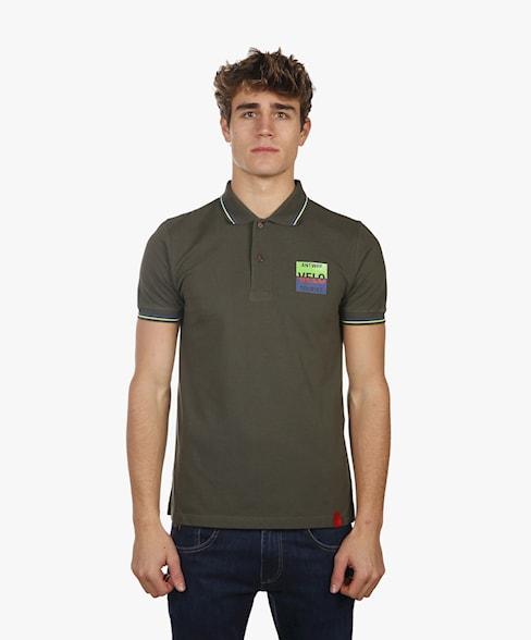 BPO004-L031 | Velo Tourist Polo