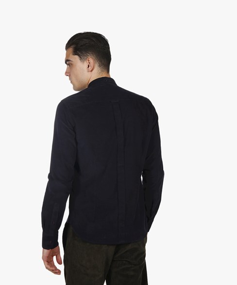 BSH007K-C500S | Light Rib Classic Shirt