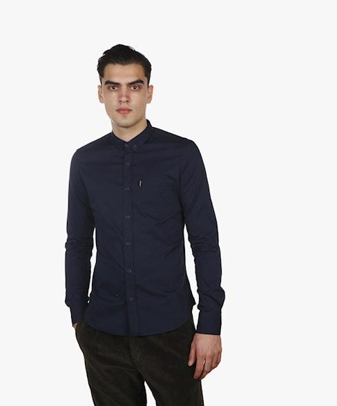 BSH007K-C504 | Classic Cotton Shirt