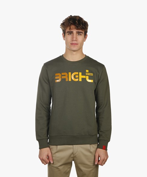 BSW013-L008 | Bright Crew Neck Sweatshirt