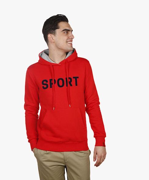 BSW060-L008 | SPORT Hooded Sweatshirt