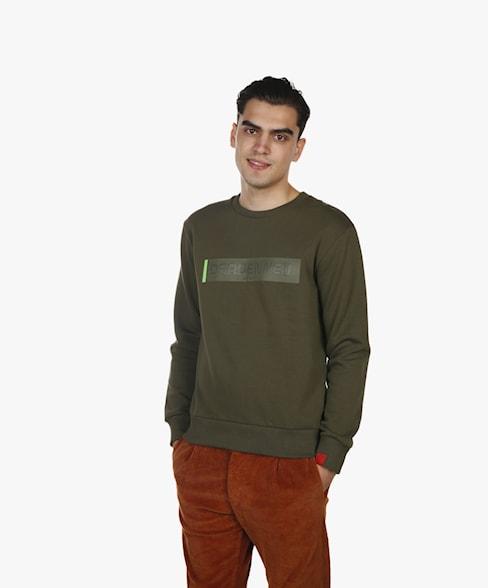 BSW063-L008 | DARDENNEN Crewneck Sweatshirt