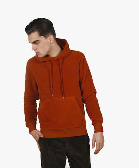 BSW072-L016 | Fleece Hooded Sweatshirt