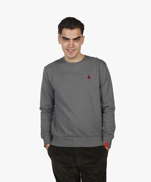 BSW099R-L008 | Classic Crew Neck Sweatshirt