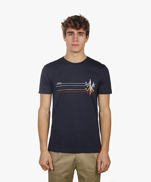 BTS001-L001 | Cardiogram T-Shirt