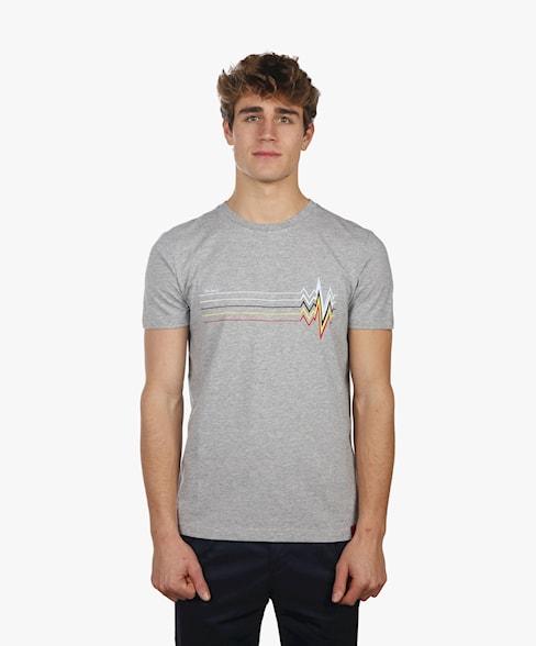 BTS001-L004 | Cardiogram T-Shirt
