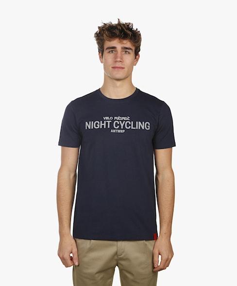 BTS006-L001 | Night Cycling T-Shirt