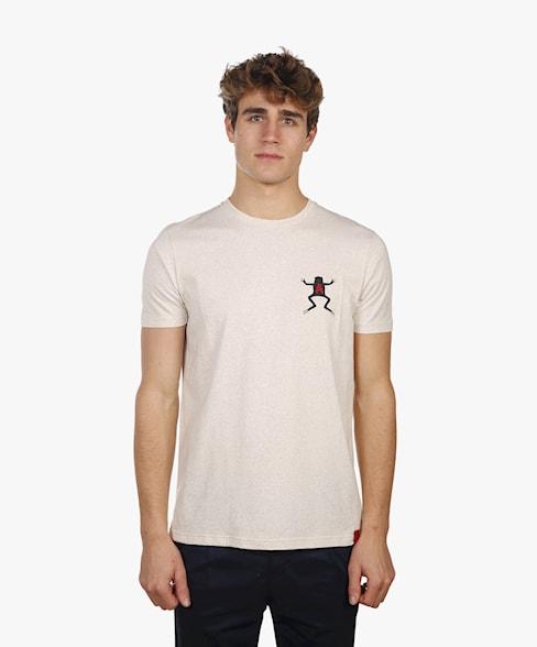 BTS008-L003S | Frog T-Shirt