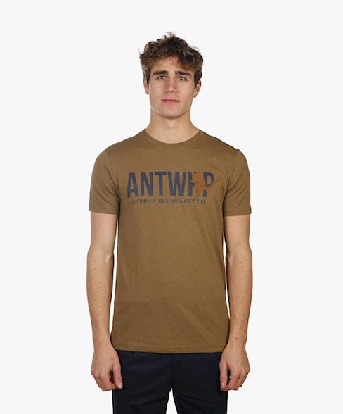 BTS009-L003S | Monkey T-Shirt