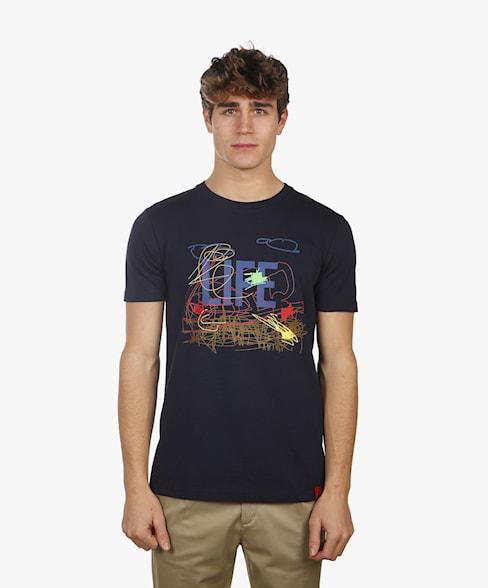BTS012-L003S | Life T-Shirt