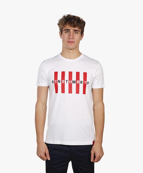 BTS019-L001 | T-Shirt Striped Print
