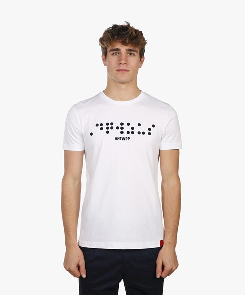 BTS021-L001 | Braille T-Shirt