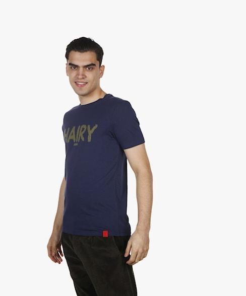 BTS071-L003S | HAIRY T-Shirt