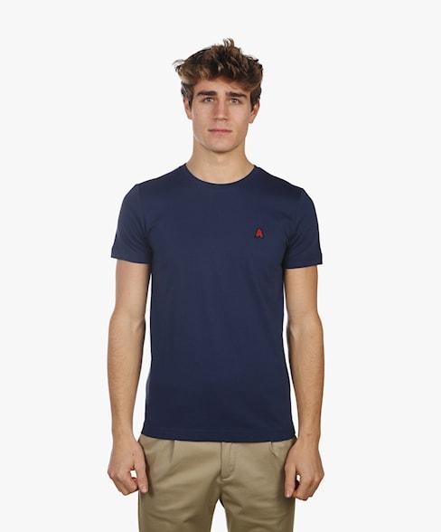 BTS099R-L001 | Classic Crew Neck T-Shirt