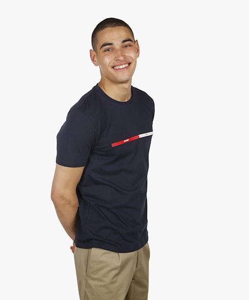 BTS061-L001 | ANTWRP RED T-Shirt