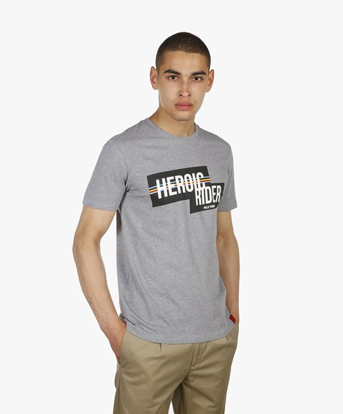 BTS057-L001 | HEROIC RIDER T-Shirt