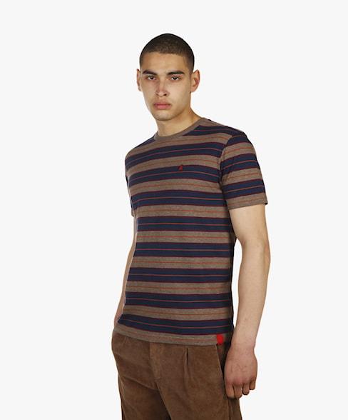 BTS077-L005 | Striped T-Shirt