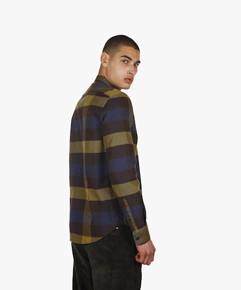 BSH014-C498 | Check Shirt