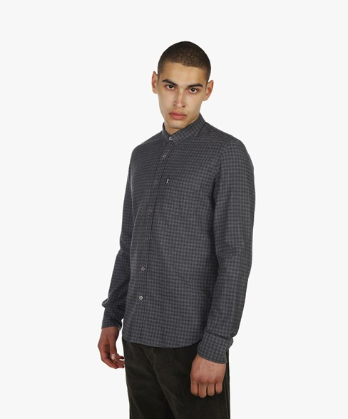 BSH007K-C497 | Cotton Check Shirt