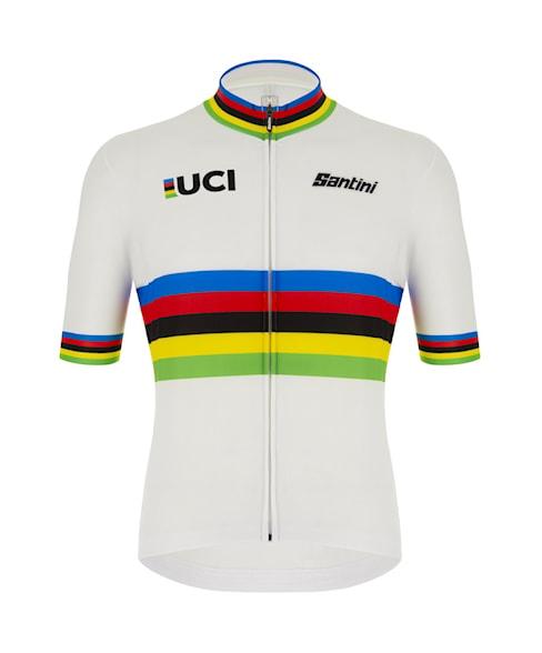 RE94075CWORLDECO | Santini UCI World Champion Eco Jersey
