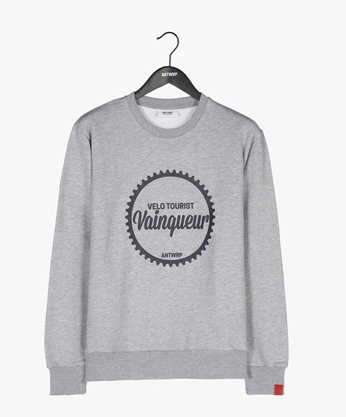 BSW054-L008 | VAINQUEUR Sweatshirt