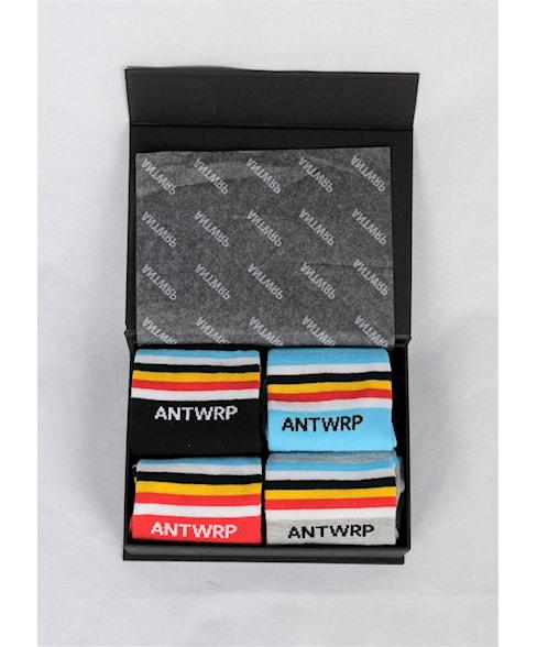 BOX001 | Velo Tourist Socks (Box 4 pairs)